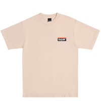 ONLYNY 2020 新作 Subway Logo T-Shirt オンリーニューヨーク メンズ Tシャツ ONLY32 Sand