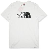 THE NORTH FACE EUモデル ノースフェイス Tシャツ S/S EASY TEE NF0A2TX3 メンズ 半袖Tシャツ / TNF66 TnfWhite