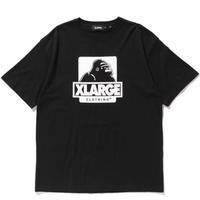 XLARGE S/S TEE OG LOGO メンズ 半袖Tシャツ XL14 BLACK