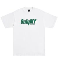 ONLYNY  2020 新作 Court Logo T-Shirt  オンリーニューヨーク メンズ Tシャツ White