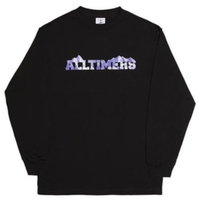 ALLTIMERS ROCK PLANET L/S TEE オールタイマーズ ロンT メンズ /ATS17 BLACK