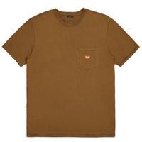 BRIXTON STITH IV S/S PKT TEE  ブリクストン  ポケット付き 半袖Tシャツ  プレミアムフィット 16073メンズ  / BRIX452