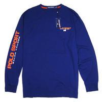Ralph Lauren Classic Fit Polo Sport T-Shirt ポロスポーツ メンズ ロンT FallRoyal / RL14