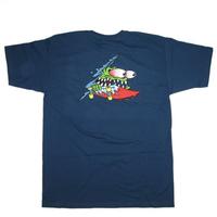 SANTA CRUZ Slashed Regular S/S TEE サンタクルーズ Tシャツ  44154594 メンズ トップス半袖tシャツ / SC20