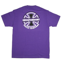 INDEPENDENT ITC Bauhaus Regular S/S T SHIRTS インディペンデント  Tシャツ   メンズ トップス 半袖tシャツ   / IND27