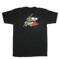 SANTA CRUZ Slashed Regular S/S TEE サンタクルーズ Tシャツ 44154594 メンズ トップス半袖tシャツ / SC20 BLACK