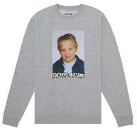 FUCKING AWESOME Vincent Class Photo Crewneck   スウェット トレーナー Gunmetal Heather  FA18