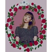 Rose motif Tops