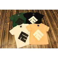 ベーシックロゴTshirt  kids
