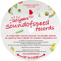 VA / 20 Years Sound of Speed Records / SOUND OF SPEED