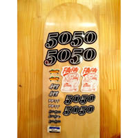 Fifty Fifty ステッカー Cセット