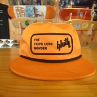 BLUTH  The Trick Less Wonder Cap Orange