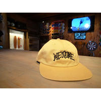 WELCOME B.B.キャップ WELCOME BEIGE