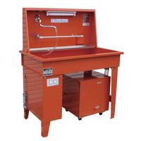 【国産品】部品洗浄台 小型タイプ SYD-70(パーツクリーナー)