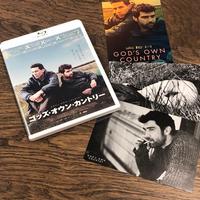 『ゴッズ・オウン・カントリー』Blu-ray&ポストカード3枚セット