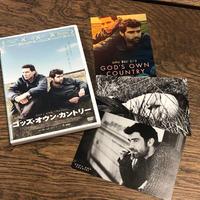 『ゴッズ・オウン・カントリー』DVD&ポストカード3枚セット