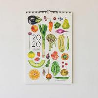 Maria Schoettler/2020 Seasonal Produce Calendar