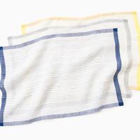 COOVA / Sashiko Cloth 薄手 Lサイズ  (Blue)