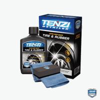 テンジ(TENZI Detailer)[タイヤ・ラバークリーナー一式 300ml] : 革新的製法でツヤと濃い黒みを引き出すプロセット
