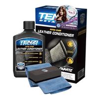 テンジ [車内レザーコンディショナー 一式 300ml] : 革のひび割れを防ぎ、レザー本来の色ツヤとしなやかさを引き出す高保湿クリーム|TENZI Detailer AD-39