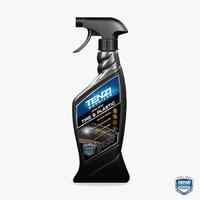 テンジ(TENZI Detailer)[タイヤ艶出し仕上げスプレー 600ml] : 拭き取り不要のクイック仕上げ。長期間タイヤを保護し黒ツヤを維持