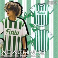 【21SS】FFF昇華プラクティスシャツ(FT8511)【ADACHINHO】
