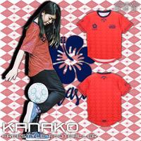 【21SS】FFF昇華プラクティスシャツ(FT8511)【Kanako】
