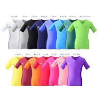【お届けまで3〜4週間】日本製FT5142ストレッチ半袖シャツ 15カラー