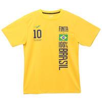プラクティスTシャツ(FT8312-4100)