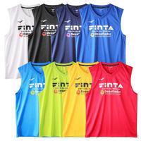 19春夏モデル ジュニアノースリーブシャツ (FT8152)