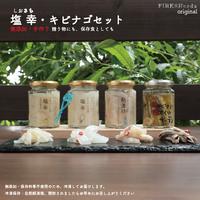 FIRESHuedaoriginal・塩幸(しおさち)・キビナゴセット