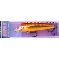 復活!ラパラ史上、最もバランスに優れた最高傑作!【ラパラ ハスキージャーク8cm】1/4oz 6g HJ-8 カラーGF Goldfish