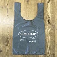 I'M FISH eco-bag(Gray)