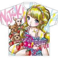 2019年小嶋菜月バースデー記念Tシャツ(サインチェキ付き)
