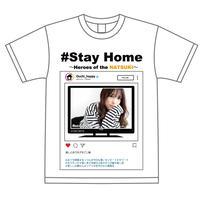 【再販】小嶋菜月「おうちっちお部屋Tシャツ」