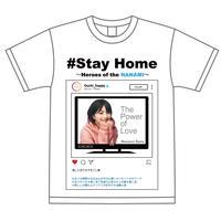 【再販】佐藤七海「おうちっちお部屋Tシャツ」