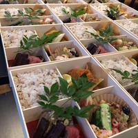 お弁当(2000円)少なめ