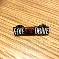 """FSD logo"" Pins"