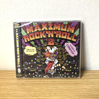 "V.A. ""MAXIMUM ROCK'N'ROLL 2"" CD"