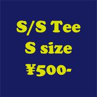 【通販限定】S/S Tee Sサイズ SALE!!