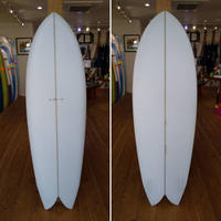 JED DONE SURFBOARDS 『KEEL FIN FISH』
