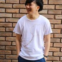 ふらふTシャツ/白