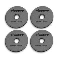 Tillett シートワッシャー ナイロン4mm厚   4枚セット