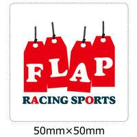 FLAP RacingSports ステッカー