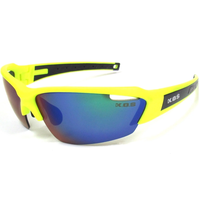 K.O.S  SportLightClearStripe NEON Yellow/Blue