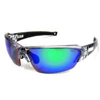 K.O.S  SportLighitClearCrystal GREEN 偏光レンズ