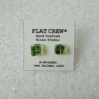 Mini-Square Corors Pierce / green(7703)