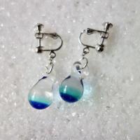 Grad-Drop Earring sp / blue(7101)