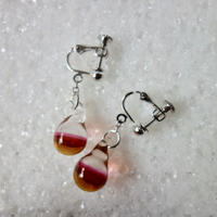 Grad-Drop Earring / pink(6903)
