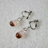 Grad-Drop Earring / pink(6902)